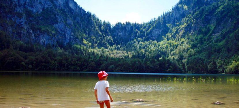 Wanderung zum Laudachsee