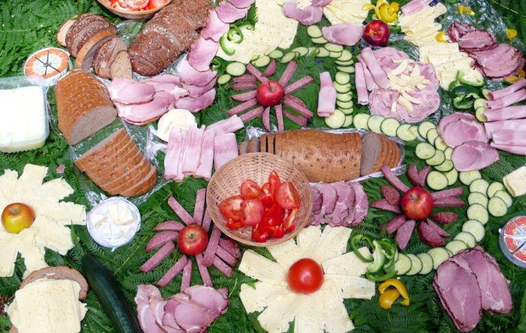 Drei Tage Wildnis - Picknick