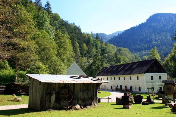 Erlebniswelt Mendlingtal