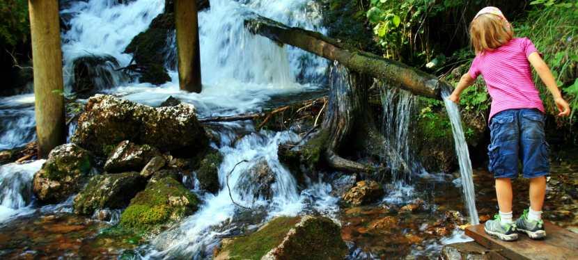 Erlebniswandern im Mendlingtal