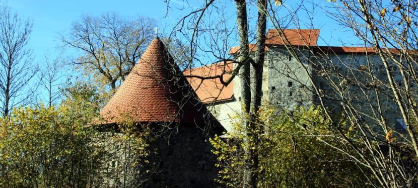 Wanderung zur BurgPiberstein