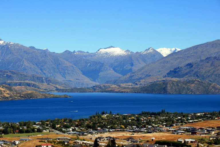 Lake Wanaka Mount