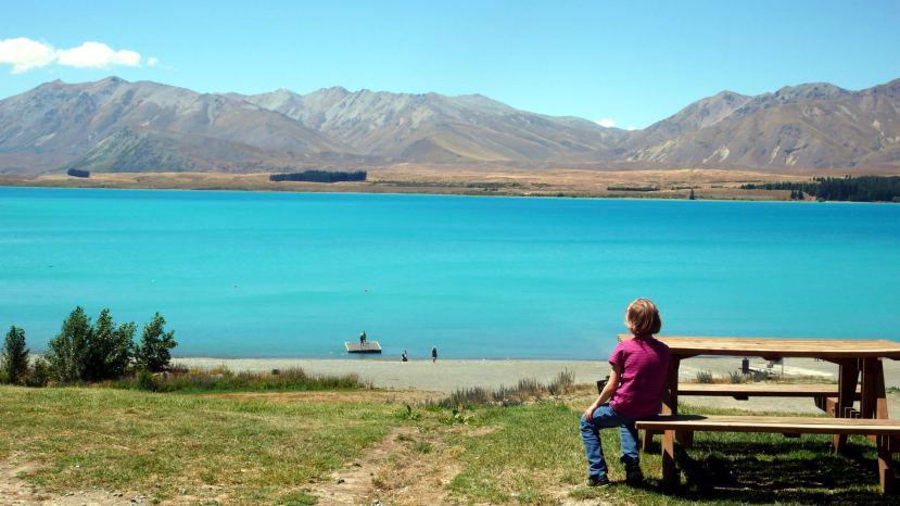 Lake Tekapo: Türkises Wasser und tausendeSterne