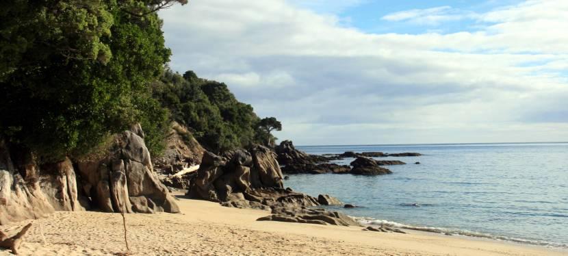 Abel Tasman NP: Sonne, Strand undKüstenwanderung
