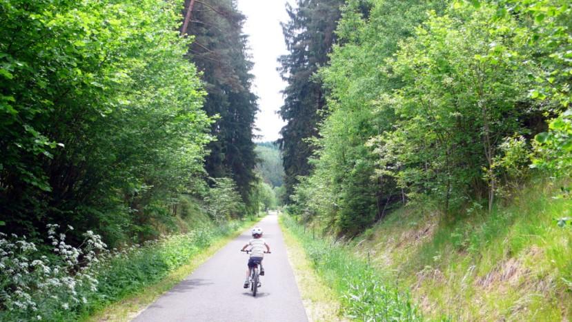 Waldviertel: Mit dem Fahrrad von Dobersberg nachSlavonice