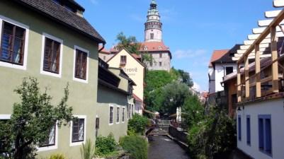 Krumau, Tschechie