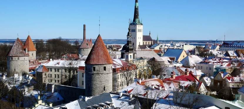 Tallinn: Mittelalter &Moderne