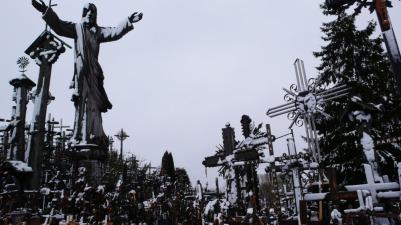 Berg der Kreuze, Litauen