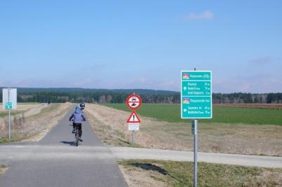 Thayatal-Radweg Göpfritz-Raabs