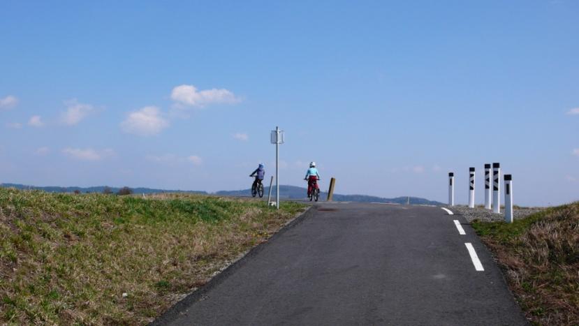 Thaya-Radweg: Da fuhr die Eisenbahndrüber
