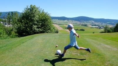 Fußballgolf Böhmerwald