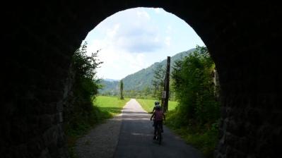 Ybbstalradweg, Niederösterreich, Austria