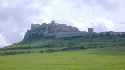 Zipser Burg, Slovakia
