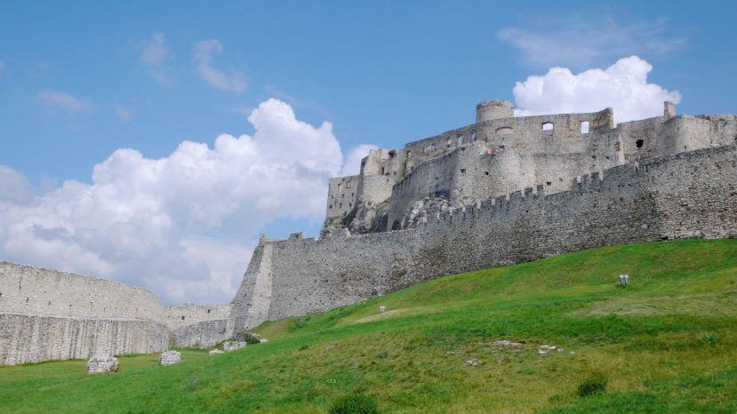 Slowakei: Burgen undBergbau