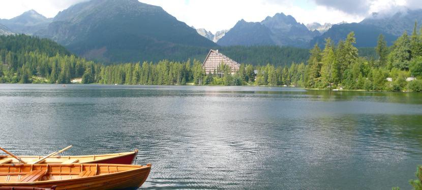 Slowakei: Seen, Höhle & einDrache
