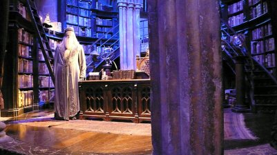 Harry Potter Studios, London, Great Britain