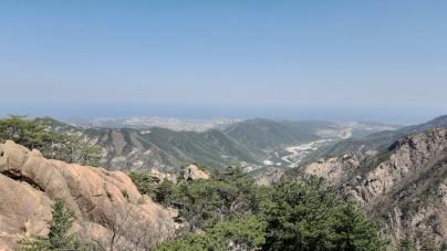 Seoraksan-Nationalpark, Südkorea